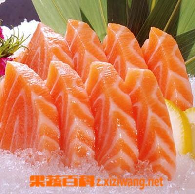 果蔬百科三文鱼的热量高吗 三文鱼的热量是多少